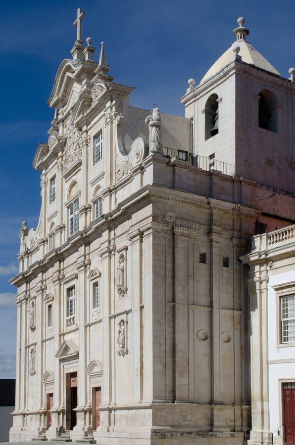 Se nowa - Nowa katedra zdjęcie stock