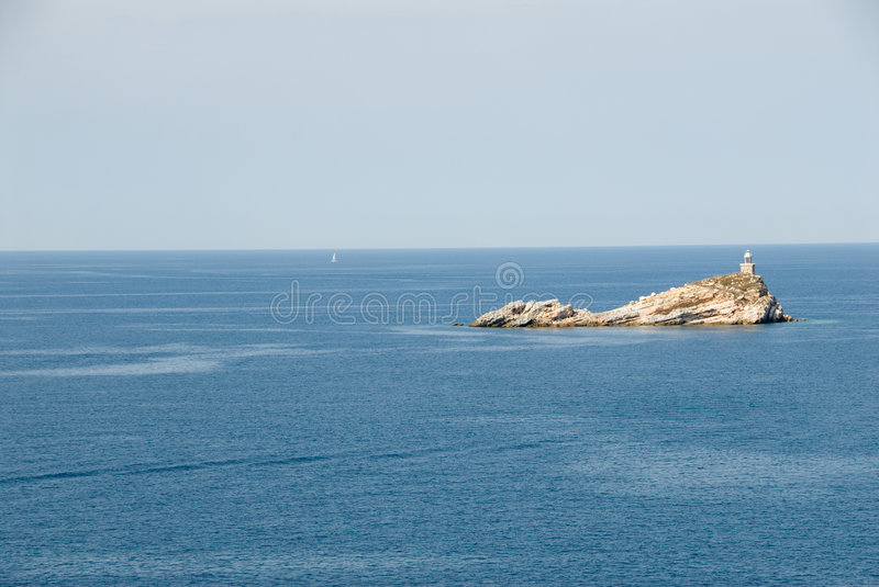 Download Sea stock photo. Image of italy, sail, travel, water, shore - 1705748