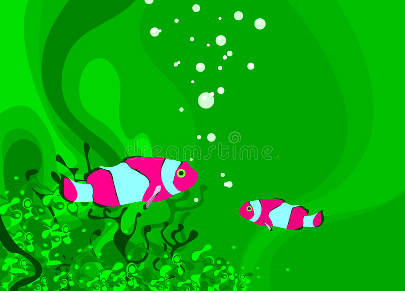 Sea stock illustration