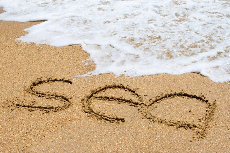 Download Sea stock photo. Image of journey, foam, coastline, nature - 7965084