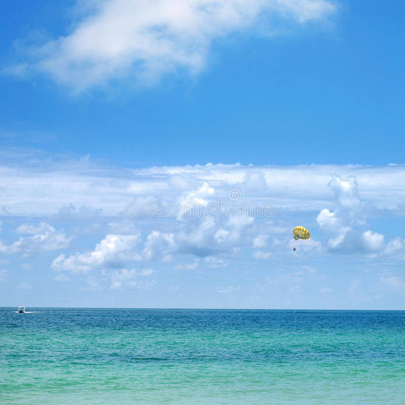 Free Sea And Blue Sky Royalty Free Stock Images - 23794559
