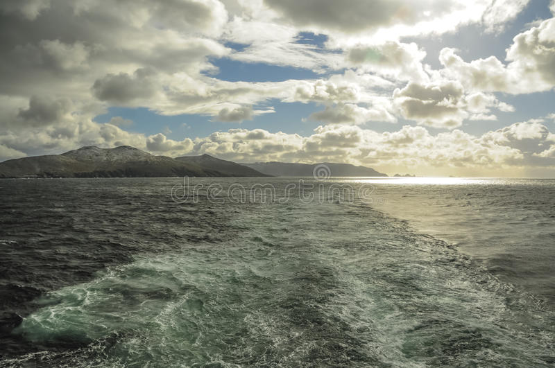 Download SEA AROUND CAPE HORN stock photo. Image of south, magellanic - 37769080