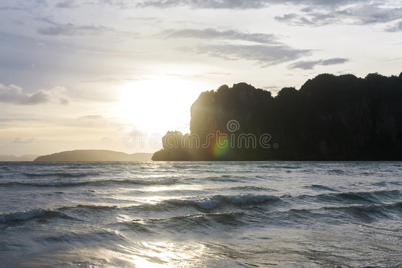 Sea background. Good View of sea background royalty free stock photos