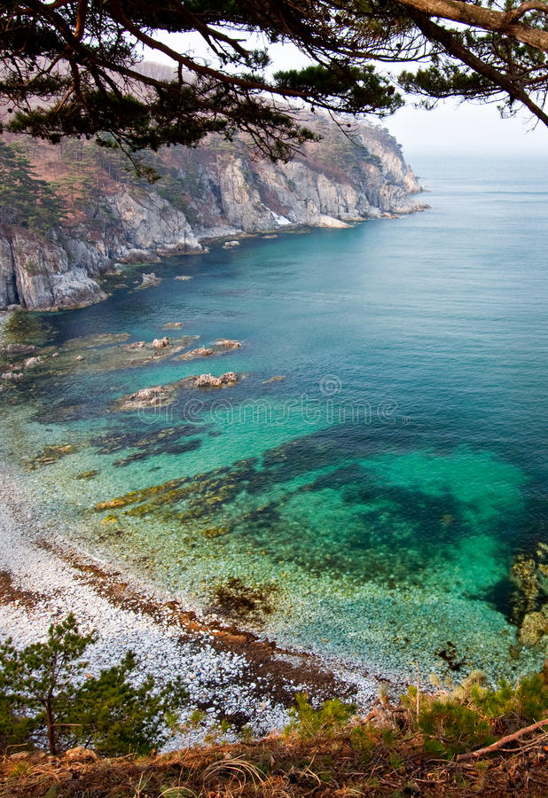 Free Sea Bay, Landscape, Russia Stock Images - 14782184