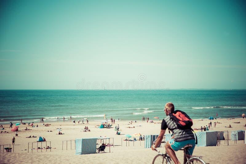 Sea, Beach, Sky, Horizon Free Public Domain Cc0 Image
