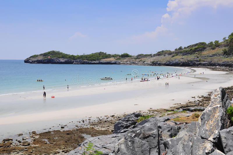Download Sea Beach And Sky In Summer Stock Image - Image: 19848075