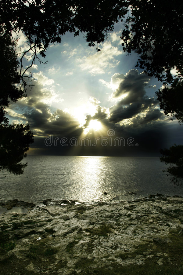 Free Sea Before The Storm Stock Photo - 2681210