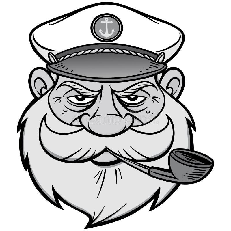 Captain Hat stock vector  Illustration of navy, dress - 53714175