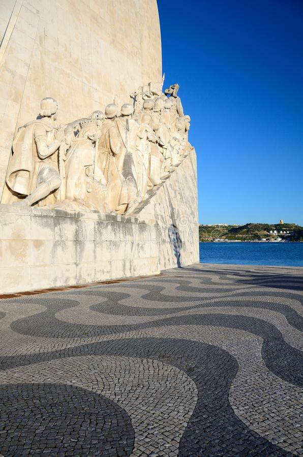 Download Sea-Discoveries Monument In Lisbon, Portugal Editorial Stock Image - Image: 25760249