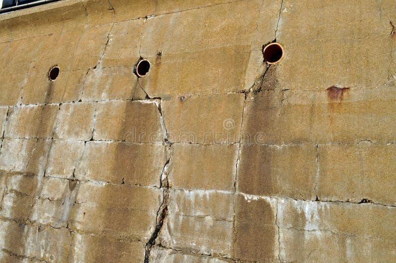Download Sea Erosion of seawall stock photo. Image of enviroment - 37461226