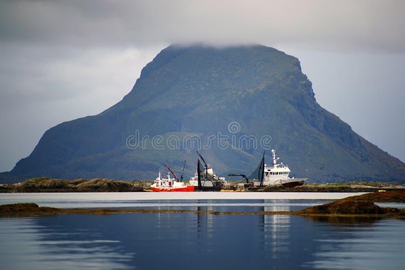 Sea farm stock photos