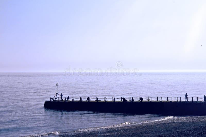 Download Coastal  Fishing Royalty Free Stock Image - Image: 14160266