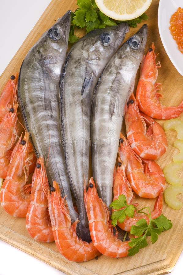 Free Sea Food Royalty Free Stock Image - 22010236