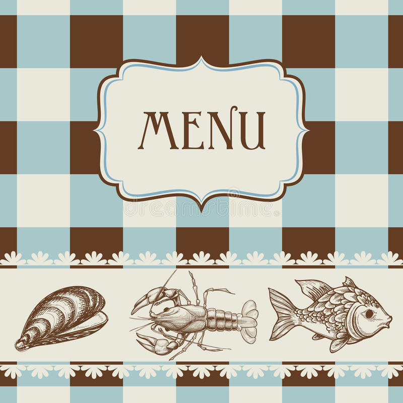 Free Sea Food Menu Stock Photo - 22751760