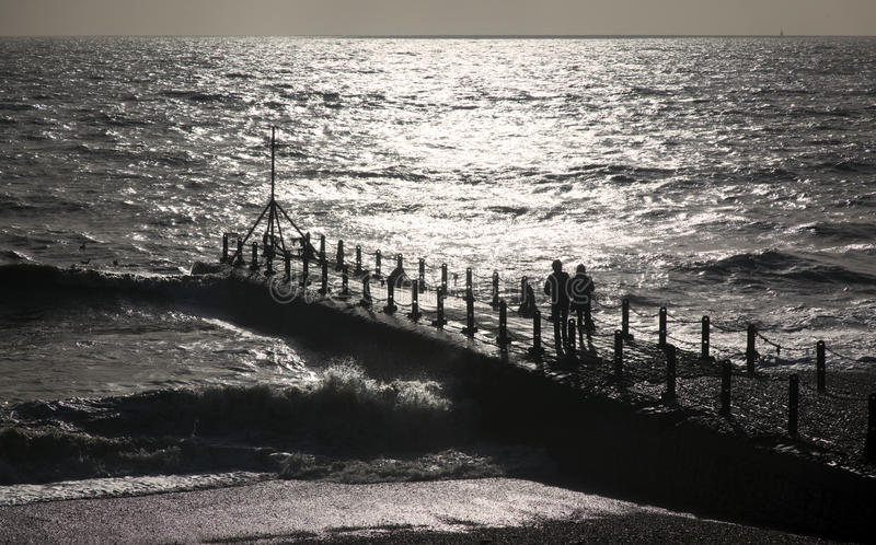 Sea Front stock images