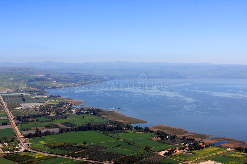 Download Sea of Galilee, Israel stock photo. Image of beauty, heaven - 29558940