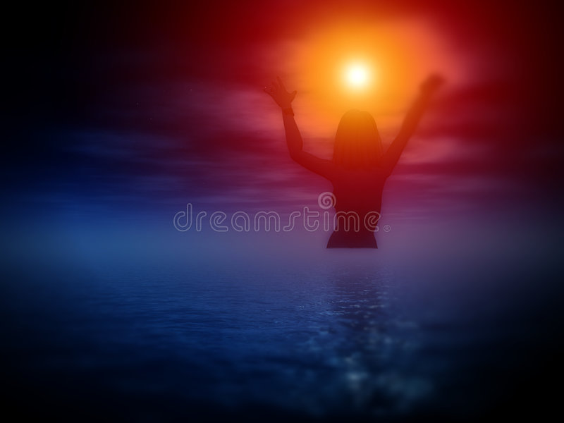 Download Sea Goddess 18 Royalty Free Stock Images - Image: 3318499