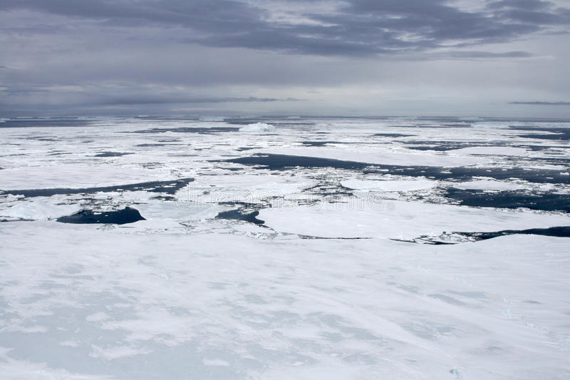 Download Sea ice on Antarctica stock image. Image of cold, landscape - 10523329