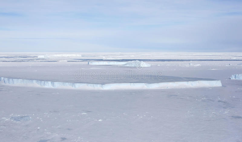 Download Sea Ice On Antarctica Stock Photos - Image: 10523343
