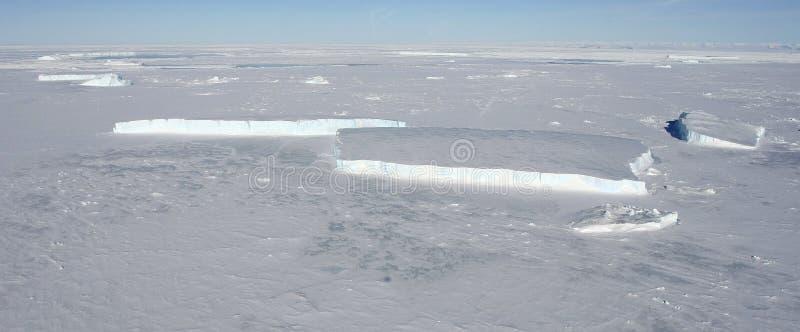 Download Sea ice on Antarctica stock image. Image of pole, freeze - 10855361