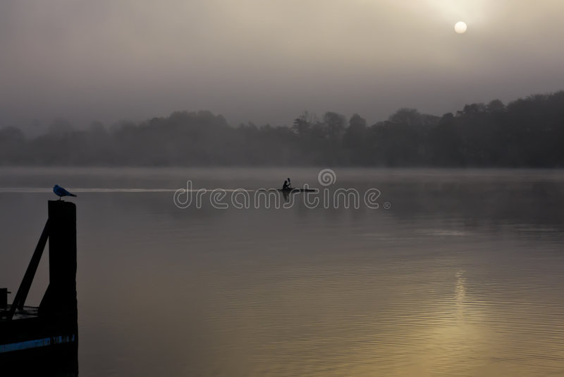 Sea Idyll royalty free stock images