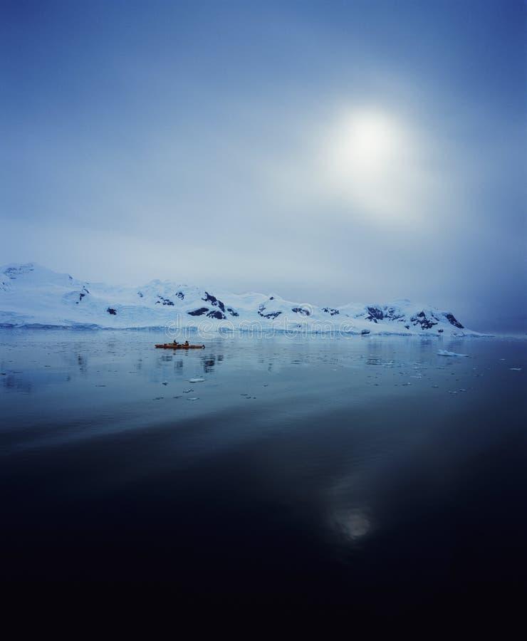 Sea Kayaking in Hope Bay