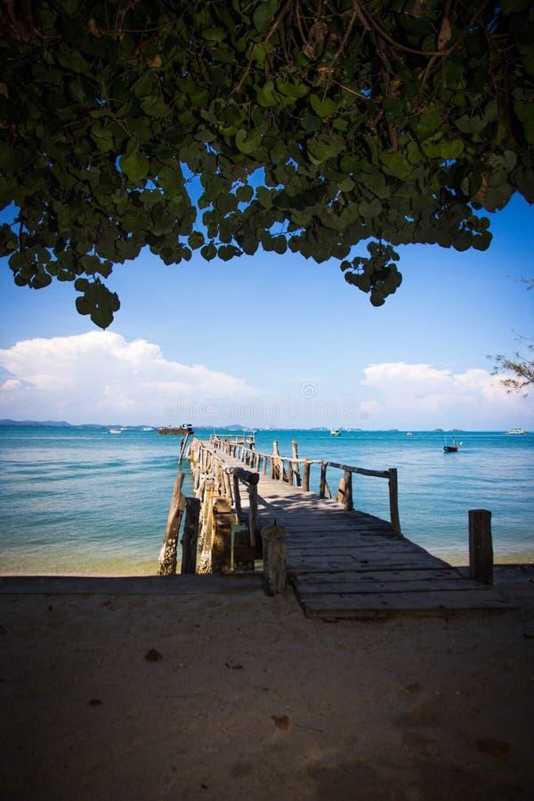 Sea Koh Samet stock photography