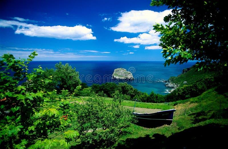 Sea Landscape Royalty Free Stock Image