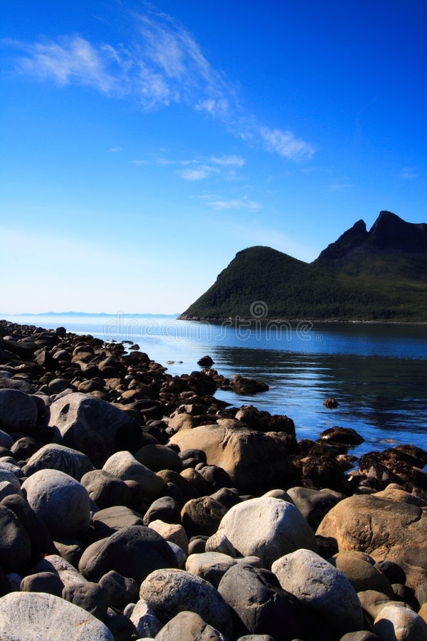 Free Sea Landscape Royalty Free Stock Photo - 3658475