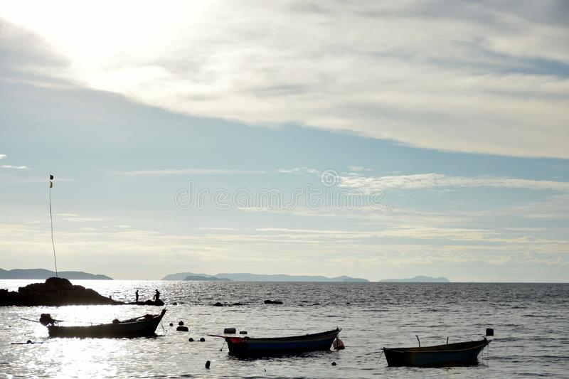 Sea Landscape. stock images