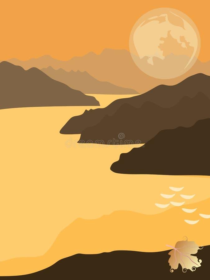 New Zealand Fjords Clip Art