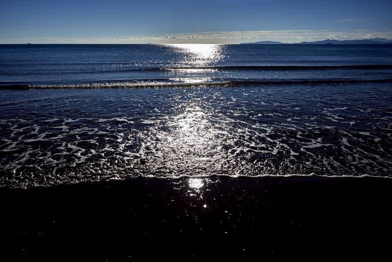 Sea landscape royalty free stock photo