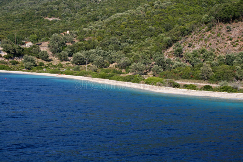 Download Sea Of Lefkada, Meganissi, Greece Stock Photo - Image: 16150040