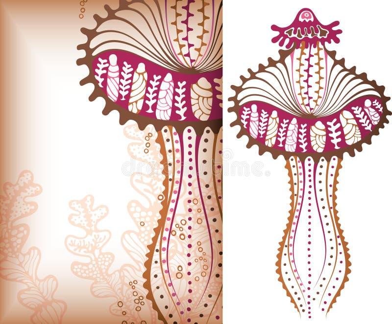 Download Sea Life 1 stock vector. Illustration of life, invertebrate - 14659169