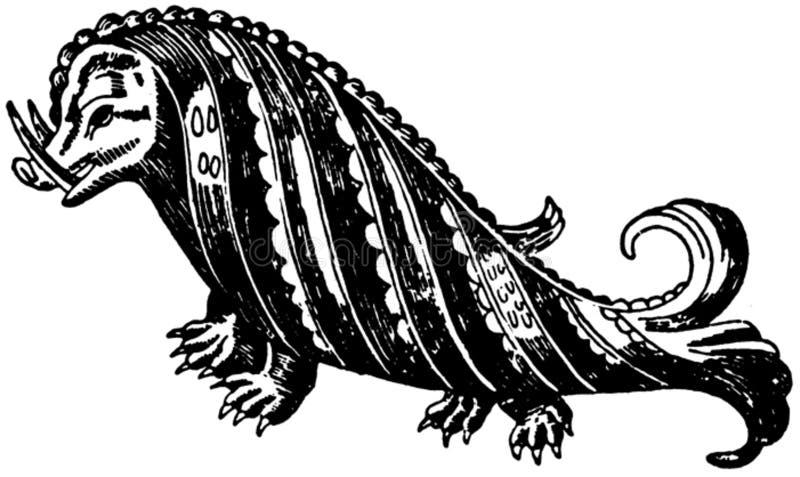 Sea Monster Free Public Domain Cc0 Image