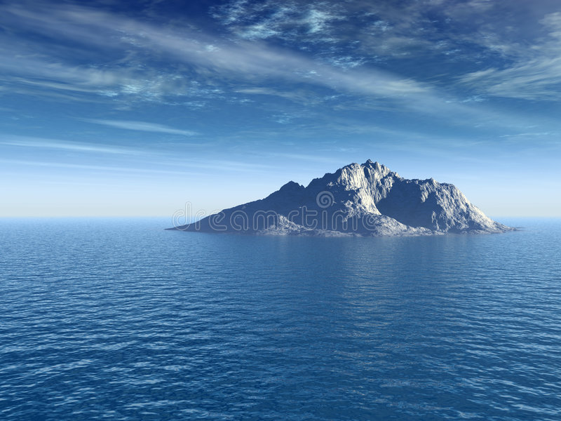 Download Sea_Mount Royalty Free Stock Photo - Image: 1950015