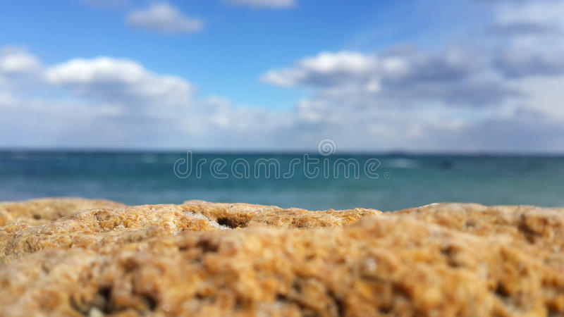 Sea nature royalty free stock images