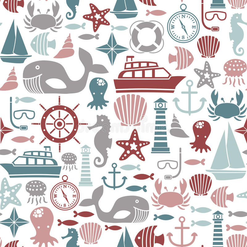 Download Sea Pattern Stock Photography - Image: 25787702