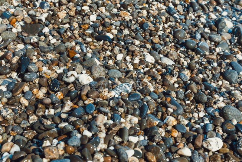 Sea pebbles 2 royalty free stock photography