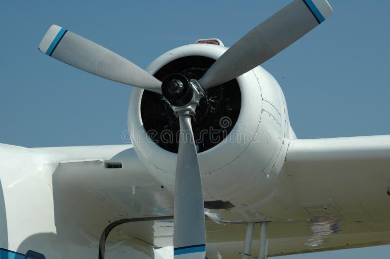 Sea-plane Imagens de Stock