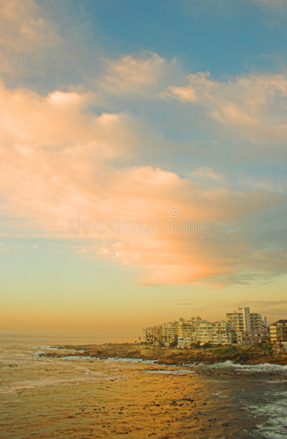 Free Sea Point, Cape Town, South Africa Stock Images - 319194