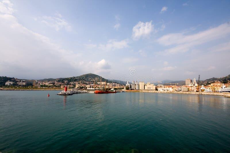 Download Sea port stock photo. Image of water, port, panorama - 11238014
