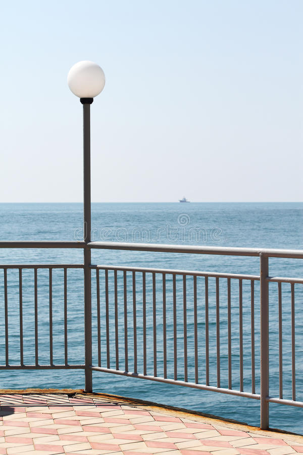 Download Sea Quay. Royalty Free Stock Images - Image: 20234319