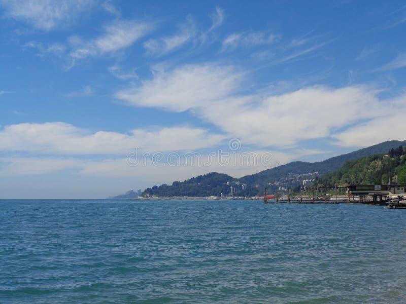 Download Sea resort Sochi, Russia stock image. Image of resort - 73657279