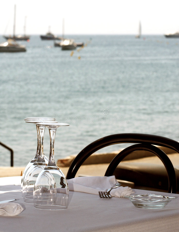 Free Sea Restaurant Royalty Free Stock Images - 1094529