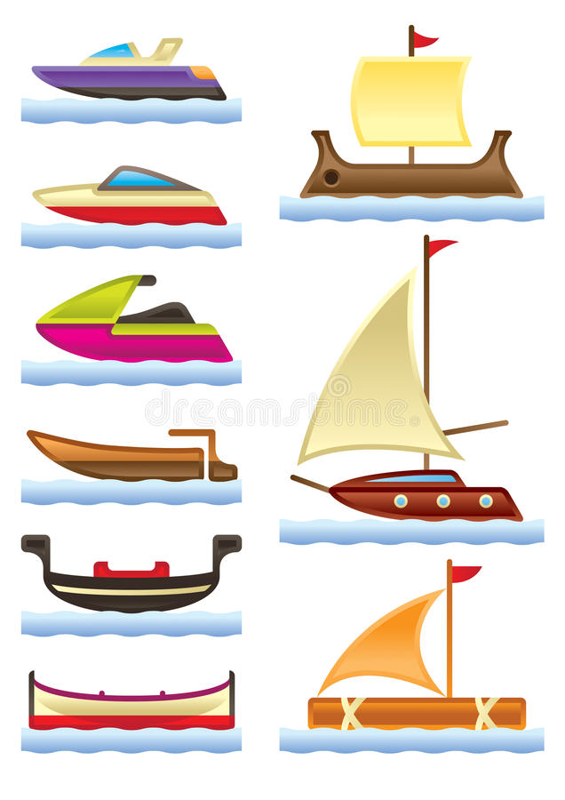 Download Sea And River Boats Stock Images - Image: 23457734