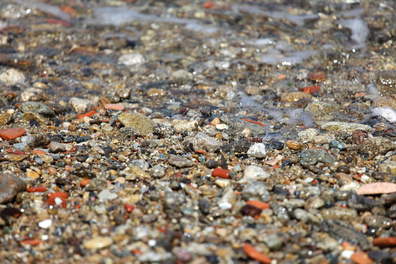 Download Sea and rock stock photo. Image of season, seascape, color - 25533476