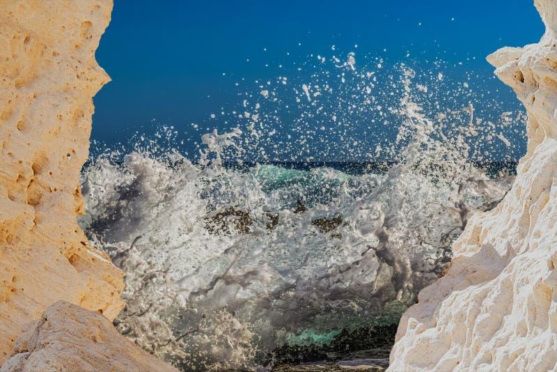 Sea, Rock, Water, Sky stock photos