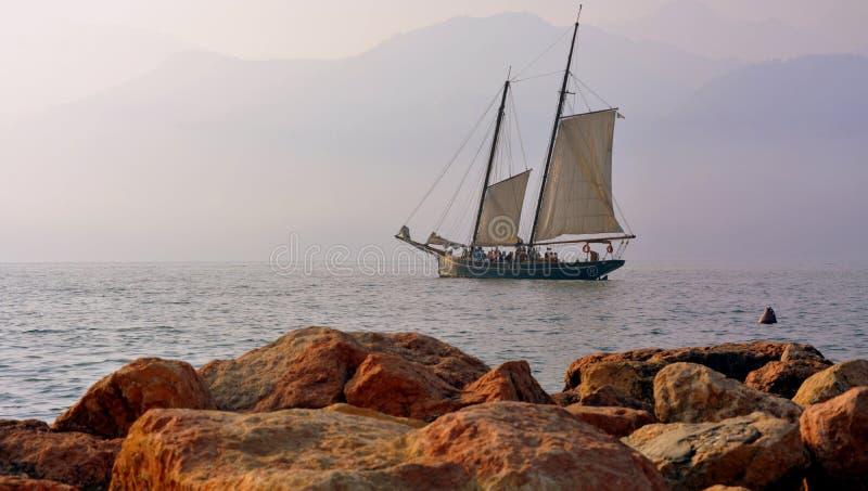 Sea, Sailing Ship, Tall Ship, Ship Free Public Domain Cc0 Image