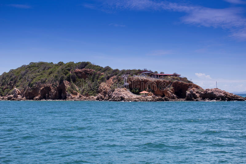 Download The Sea And The Sandy Beaches Stock Photo - Image: 42194111